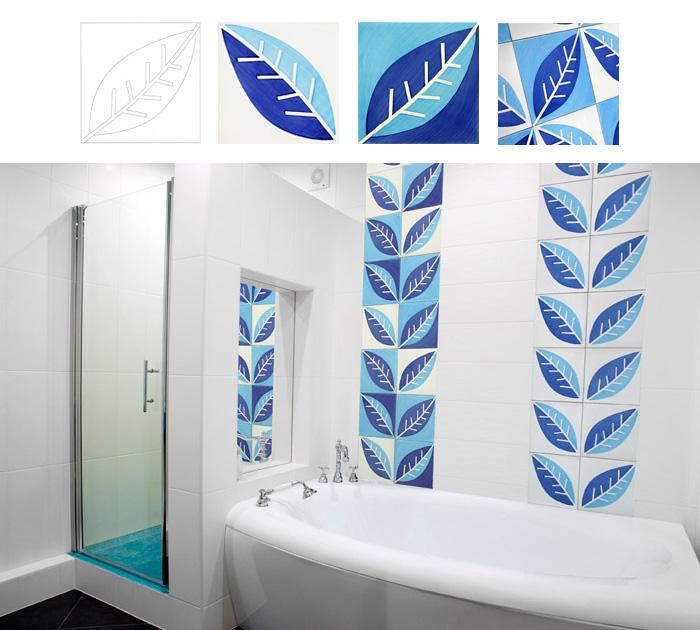 Pintar encima de azulejos simple cool with pintar encima - Alicatar encima de azulejos ...